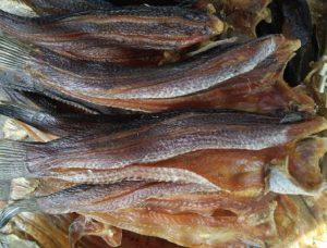 khô cá lóc đồng